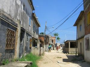 Streets of Vila Autódromo