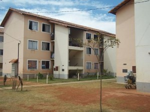 The Minha Casa, Minha Vida housing condominium