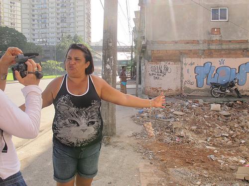 Francecleide from Favela do Metrô