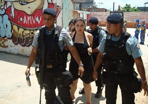 Journalist and Vidigal resident Mariana Albanese arrested