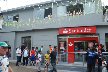 Santander is the largest private lender of microfinance