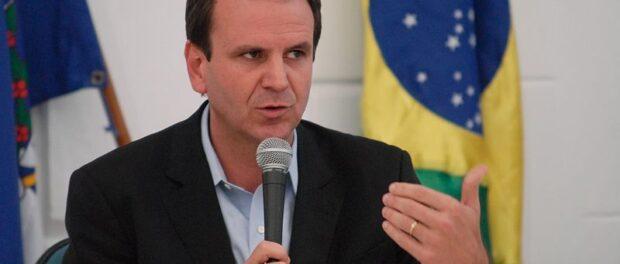 Rio de Janeiro mayor-elect Eduardo Paes