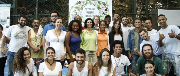 Laboriaux group, photo by Vitor Damasceno