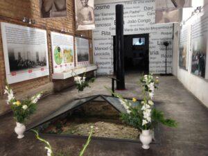 Pretos Novos 'New Blacks' Cemetery