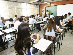 Public State School. Source: Universidade do Cotidiano