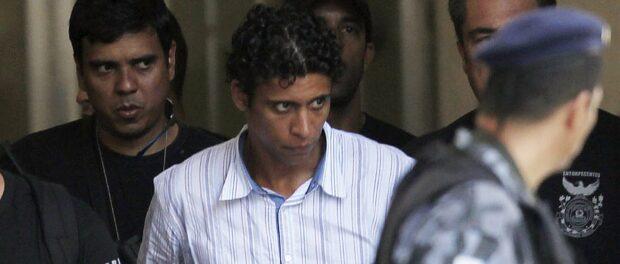 Nem after his arrest in 2011. Photo by A/A Beatriz / Reuters