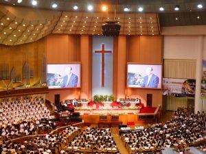 Assembleia de Deus. Photo from Adarsenal