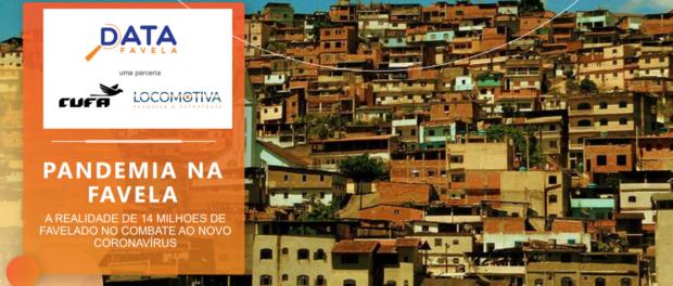 Data Favela Study: The fight of 14 million favelados in the fight against coronavirus: Data Favela