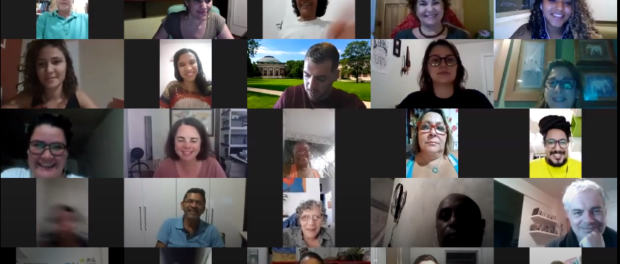 Memory and Culture Working Group's live Teach-In.