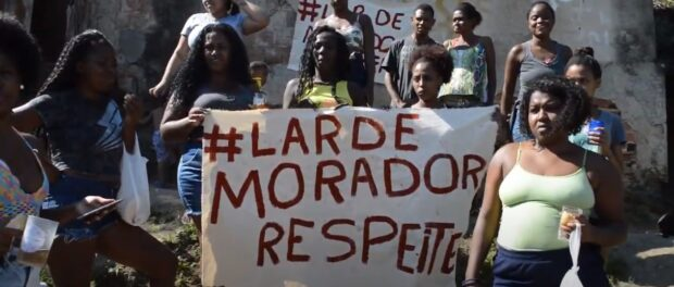 Complexo do Viradouro Favelas Women Mobilize to Face the Military Police Occupation