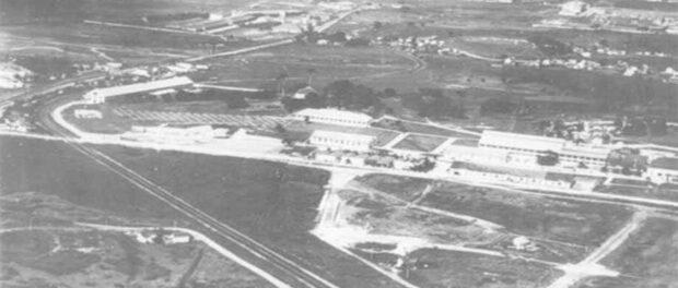 Industrial park in the Jacarezinho region. GE Reproduction.