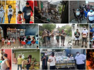 One Year of the Covid-19 in the Favelas Unified Dashboard