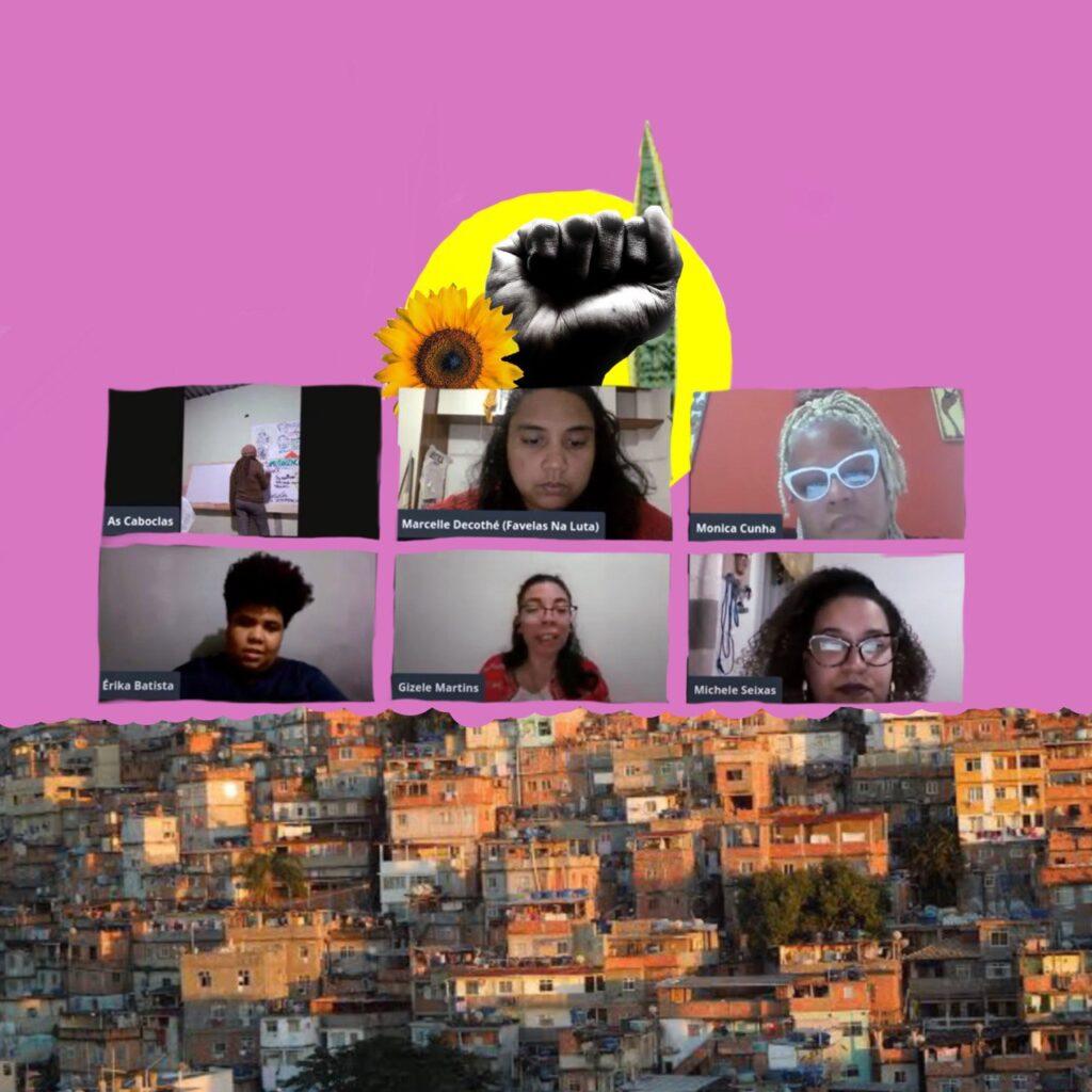 Sixth Annual Black July: art by Camila Fiuza