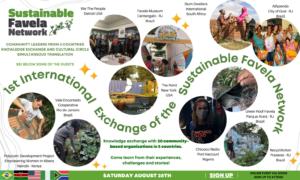 Sustainable Favela Network International Exchange 2021
